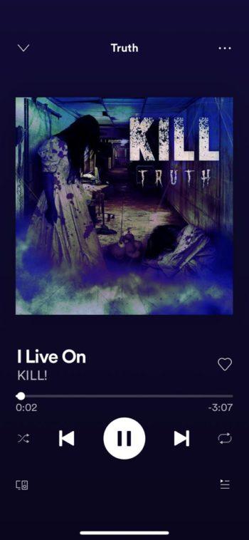 Kill I Live On