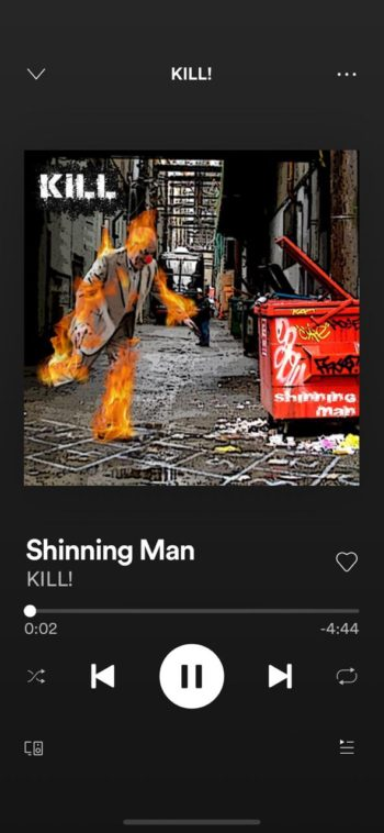 Kill Shinning Man